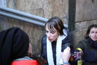 Националисты сорвали марш за права трансгендеров в центре Киева