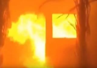 Пожар в Калифорнии: число жертв растет, а Трамп приехал лично посмотреть на огненную стихию