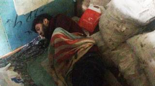 В Запорожье марокканец два года жил на крыше после отчисления из вуза