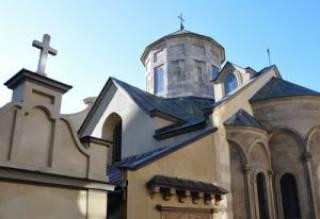 Украинская епархия Армянской Апостольской церкви поблагодарила архиепископа Евстратия (Зоря)