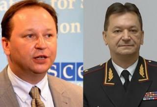 СМИ нашли пикантную связь между представителем Украины в ОБСЕ и одиозным российским генералом