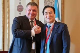 Новым директором Интерпола стал кореец – Аваков уже ликует