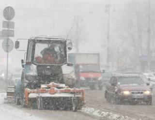 Синоптики рассказали, когда в Украину вернутся снегопады