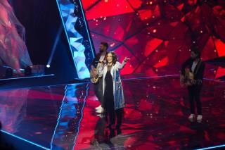 В Новогоднюю ночь на «Интере» состоятся премьеры новых песен Билык, Поляковой и Повалий