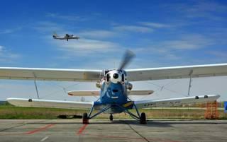 На Полтавщине неизвестные умудрились украсть… самолет