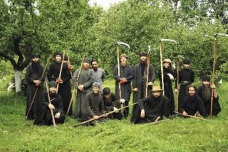 Цель украинской власти - уничтожение монашества на западной Украине. Заявление братии Почаевской лавры