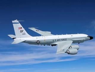 К Керченскому проливу вылетел самолет-разведчик ВВС США