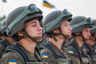 Военное положение в Украине: появилась карта
