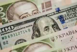 После введения военного положения доллар продают уже по тридцать гривен