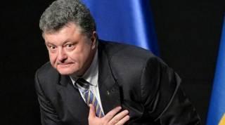 Мир не заметил украинскую бурю в стакане. Обидно