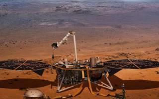 Очередной марсоход NASA достиг поверхности красной планеты, чтобы выполнить весьма необычное задание