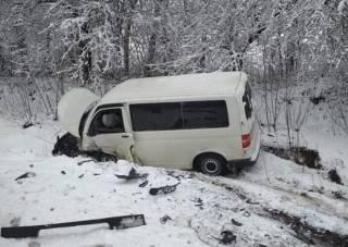 Из-за гололеда в ДТП под Черновцами погибли муж и жена
