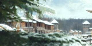 Под Киевом встретят зиму по древним традициям