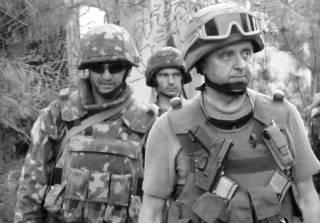 Украинское пехотное оружие: пистолеты