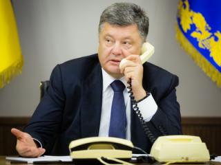 Как оказалось, Порошенко звонил Путину сразу после «исчерпания» конфликта в Керченском проливе