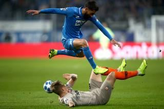 Лига чемпионов: «Шахтер» добыл геройскую победу в Германии