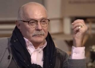 Никита Михалков прокомментировал слухи о своей гомосексуальности
