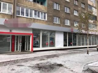 Во Львове за одну ночь подожгли сразу два отделения российского банка