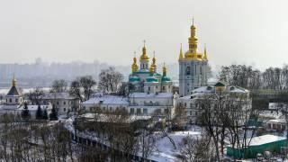 В Киево-Печерской лавре должностные безбожники описывают имущество