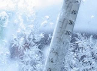 На Украину надвигаются лютые морозы