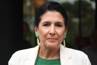 Новым президентом Грузии стала «женщина из Парижа»