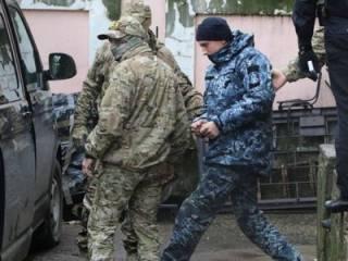 Захваченные в плен украинские моряки уже «покинули» Крым, ‒ адвокат