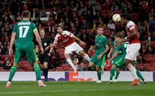 Лига Европы: «Ворскла» в Киеве разгромно уступила «Арсеналу»