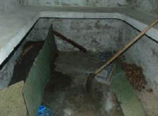 На суровой Николаевщине пенсионера живьем закатали в бетон