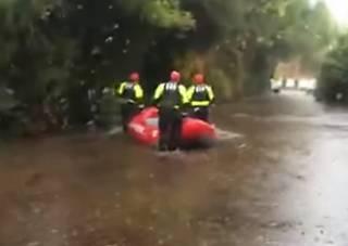 На смену пожарам в Калифорнию пришли наводнения и оползни