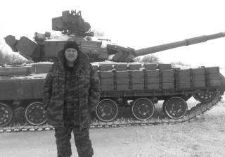 Российские танки на Донбассе: Т-64