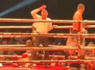 Жесткий нокаут: после боя с украинцем Гвоздиком врачи спасают жизнь канадского боксера