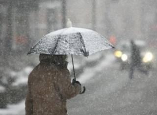 Погода на неделю: по Украине ожидается потепление и мокрый снег