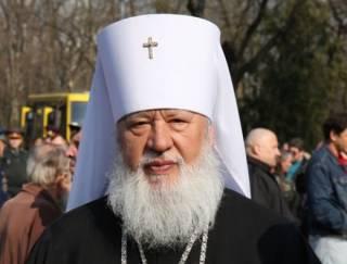 Митрополит Агафангел обратился к патриарху Кириллу с просьбой содействовать освобождению украинских моряков