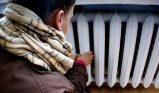 В Киеве более семисот зданий остались без тепла. Среди них — школы, садики и больницы