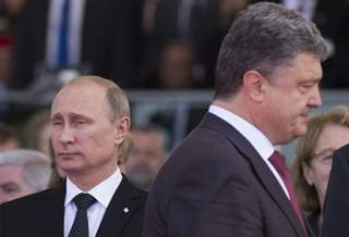 Путин рассказал, почему избегает телефонных звонков Порошенко