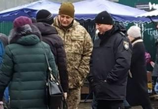 В Киеве военные «ловят» призывников прямо на улице