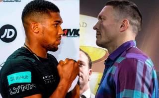 В боксерском мире ходят слухи, что дата боя между Усиком и Джошуа уже определена