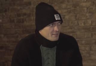 Боксер Александр Усик рассказал о своем отношении к сепаратистам