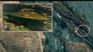 В Африке обнаружили упавшую «тарелку» инопланетян