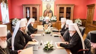Синод УПЦ заявил, что «объединительный собор» по автокефалии – незаконен