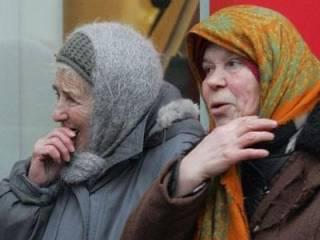 Украинцы тратят на еду половину денег, а каждый третий живет за чертой бедности