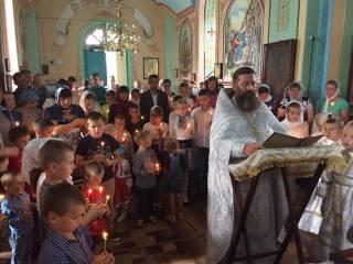 Священник УПЦ организовал флешмоб с обращением к СБУ – участников уже вносят на «Миротворец»