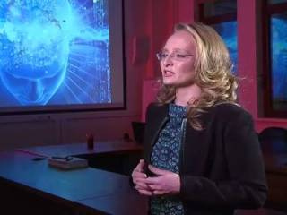 Увлеченная наукой «дочь Путина» рассказала россиянам о «синергии» человека и технологий