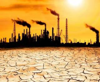 За несколько десятилетий климат на Земле может откатиться на миллионы лет назад