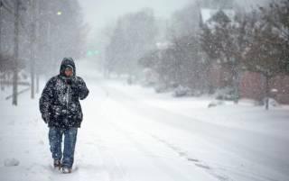 В ближайшие сутки метеорологи прогнозируют в Украине сильные снегопады
