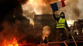 Кто на самом деле стоит за протестами «желтых жилетов» во Франции?