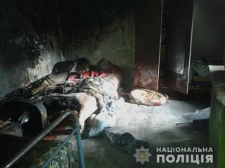 Под Одессой в пожаре погиб маленький мальчик