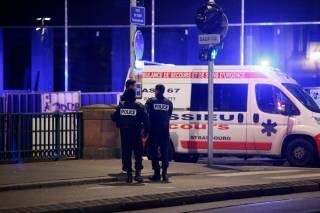 В Сети появились видеоролики очевидцев с места теракта в Страсбурге