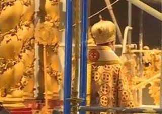 Константинопольский патриархат провел первую службу в Андреевской церкви: как это было