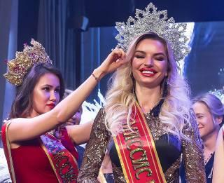 Титул «Миссис Москва» выиграла украинка, засветившаяся на Евромайдане